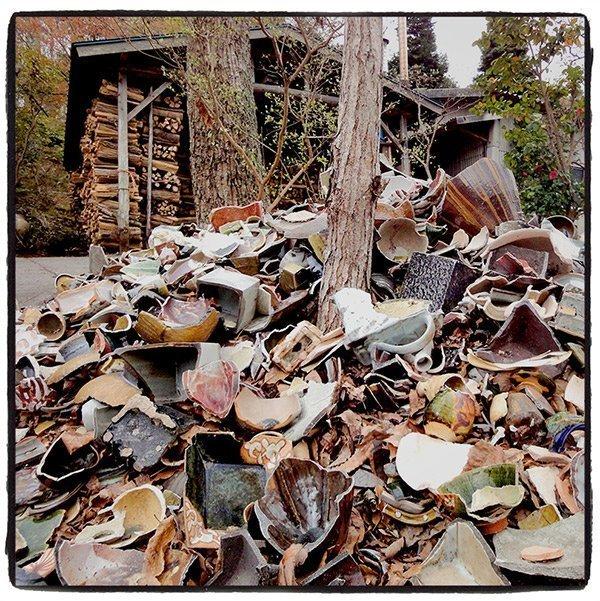 shard-pile