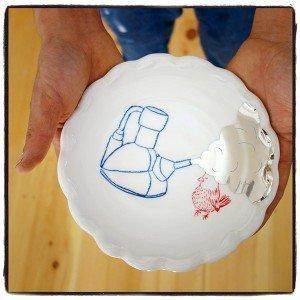 Christa Assad plate