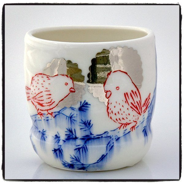 Cup Auction for Two Year Anniversary of Great East Japan Earthquake and Tsunami
