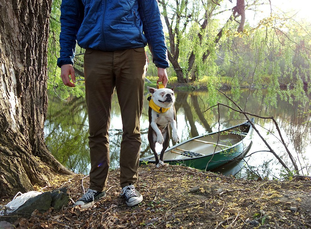 michael-and-clover-canoeing