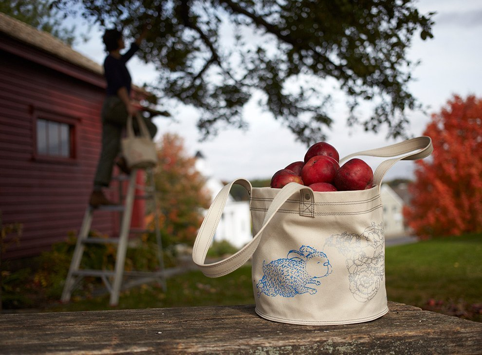 Picking-apples