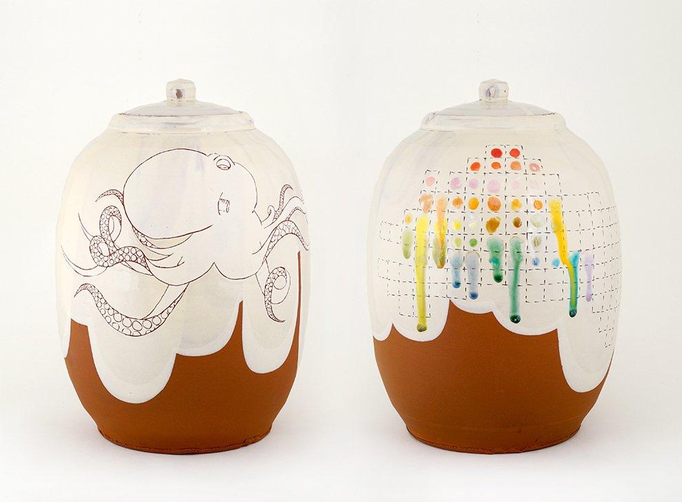 Ayumi_Horie_octopus-jar