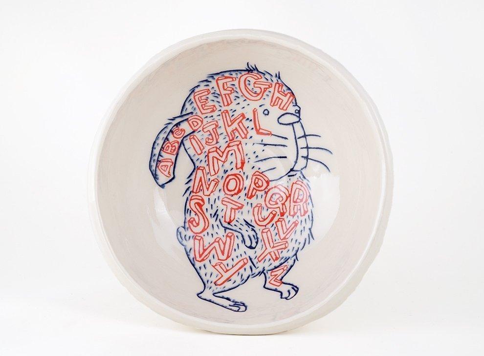 Ayumi_Horie_rabbit-bowl